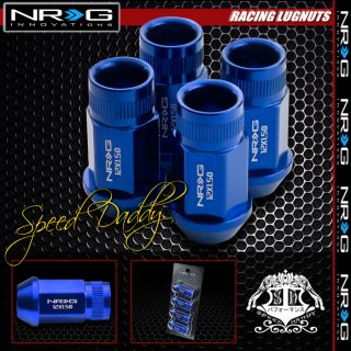 NRG Rim Extended Anodized M12 x 1 5 1 75 L Wheel Lug Nut Acura