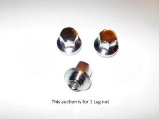1x 76 82 Corvette Aluminum Wheel Lug Nut 364000