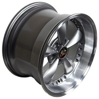 17 x 9 10 5 Wheels Rims Fit Mustang® Bullitt Bullet