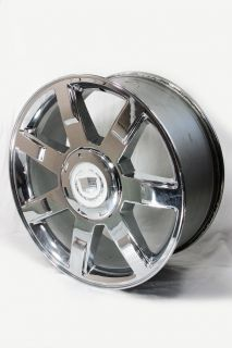 22 Chrome Cadillac Escalade Wheels 5309 Part 9595855