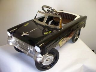 55 Classic Chevy Pedal Car Sidewalk Cruiser Free SHIP