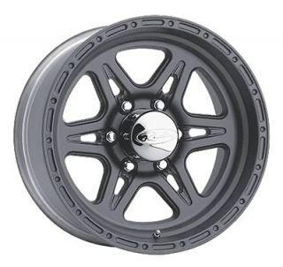 Raceline Wheel Renegade 6 Aluminum Black 18x10 6x5.5 BC 4.75