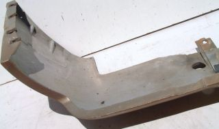 74 75 76 77 Chevy Camaro Nice Front Valance 1974 1975 1976 1977 Lt Z28
