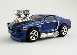 2003 Hot Wheels 046 1968 Mustang