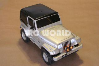 RC 1 10 Tamiya Truck Jeep Wrangler RC4WD 2 4GHz RTR Brand New
