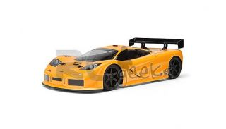 HPI Racing RC Radio Control Car McLaren F1 LM 1 10 Body Shell 200mm