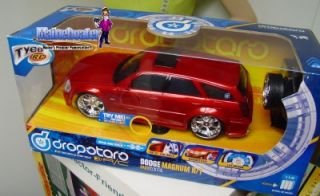 New Tyco Dropstars Dodge Magnum R T Remote Control Car Red