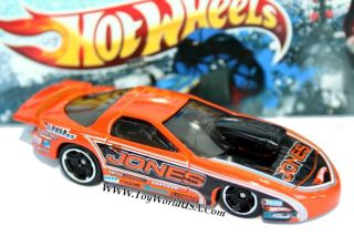 Hot Wheels Drag Race Racing Kits Ser Pro Stock Firebird