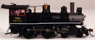 Spectrum HO Scale Train Steam 4 4 0 American DCC Tsunami Sound