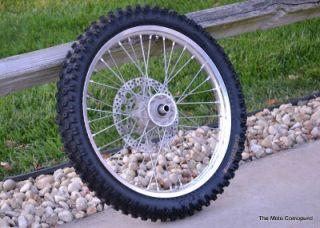 YZ250F YZ125 YZ250 YZ426F YZ450F Front Wheel Tire Rim Hub 2001