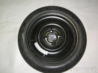 05 Honda Civic Spare Temporary Tire Wheel Rim Stock 125 70 15