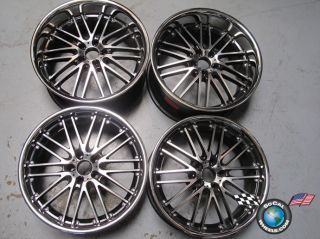 11 BMW 5 6 7 Series 20 Vertini Savari Wheels Rims 5x120 745 750 760