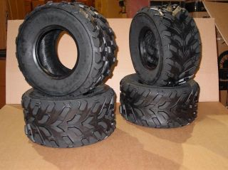 New Mini Hummer ATV Quad Front Rear Tires Wheels 110cc