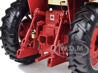 International Harvester Farmall 544 Tractor w Loader 1 16 by SpecCast