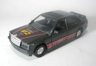 Vintage Superior Racers 2 Mercedes Benz Scale Toy Car