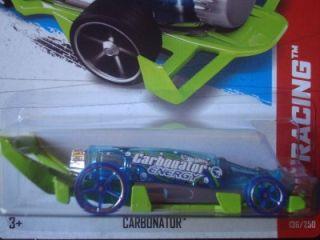 Hot Wheels 2013 New HW Racing Series Treasure Hunts Carbonator T Hunt