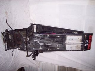 96 Polaris 680 Ultra SP Snowmobile Coolant Heat Exchangers Chassis