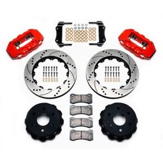 Wilwood W4A Rear Disc Brake Kit 140 9838 Dr