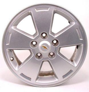16 Chevy Impala Monte Carlo Silver Wheel 06 08 5070