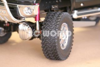 RC 1 10 Truck Tamiya Rock Crawler Aluminum Wheels 1 9
