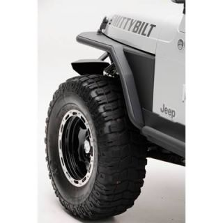 Smittybilt 76873 Jeep 97 06 Wrangler Console XRC Tube Fender w Built