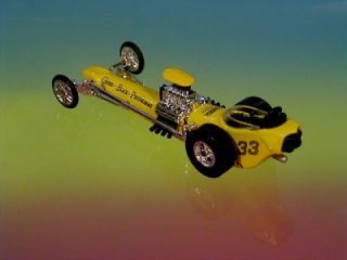 The Snake Don Prudhomme/ Greer/ Black Vintage Dragster Limited 1/64