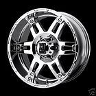 18 XD 797 Spy Rim and Tire Nitto Trail Grappler 33