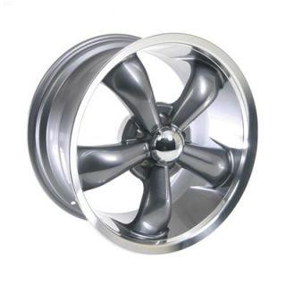 Legend 5 Series Gunmetal Wheel 18x9 5 5x120 7mm 142 8961GM18