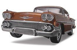 Revell 1 25 58 Chevy Impala 2n1 RMX2073