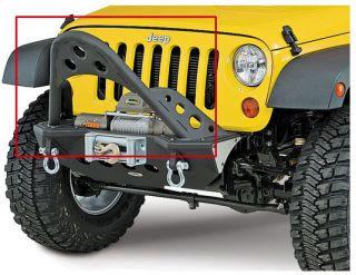 Smittybilt 76817 2007 12 Jeep Wrangler XRC M O D Front Bumper Modular