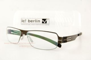 Ic Berlin Eyeglasses Frames Model Wissam : large eyeglass frames for men on PopScreen