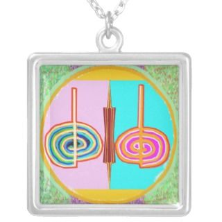 CHO KU REI Reiki Healing Symbol Custom Jewelry