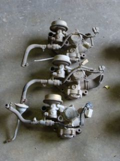 84 85 Mazda RX7 RX 7 Air Control Valve 12A 1 1 Acv