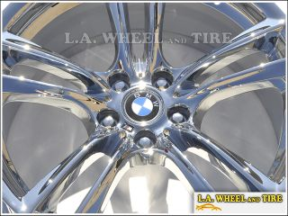 New Chrome 20 BMW 750i 750Li OEM Factory Wheels Rims 71379 EXCHANGE