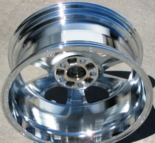 FACTORY TOYOTA HIGHLANDER CHROME WHEELS RIMS RX350 VENZA RX330 69580