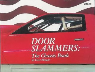 COMP Cams 158 Book Door Slammers The Chassis Book 196 Pages Paperback