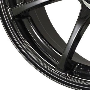 New 15x6 5 4x100 Konig Feather Black Wheels Rims