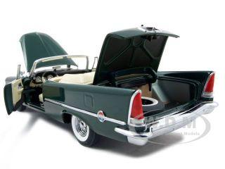 1957 Chrysler 300C Green 1 24 Franklin Mint