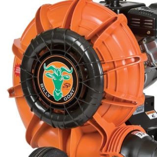 New Billy Goat Force Leaf Debris Blower 18 HP Vanguard Engine F1802V