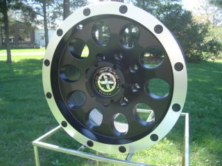 ATX 186 16x8 Wrangler Jeep 8 Lug Ford Chevy Wheel