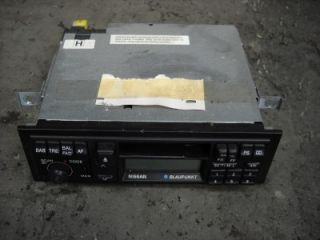 Nissan Primera P10 original stereo radio cassette head unit   NO Code