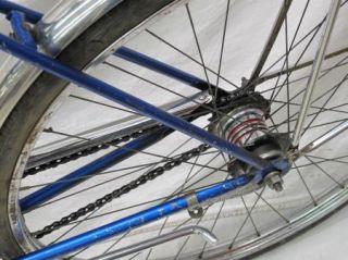 1964 Schwinn Traveler Mens Bicycle Bendix 2 Speed Kick Back Hub
