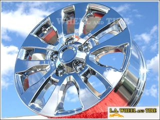 20 Toyota Tundra Chrome Wheels Rims Land Cruiser Sequoia 69533