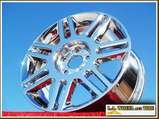 New 17 Lincoln LS Chrome Wheels Rims Continental Exchange 3514