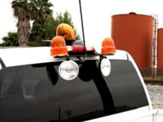 Designed for Dodge Ram Series trucks Mounts lights, antennas, speakers