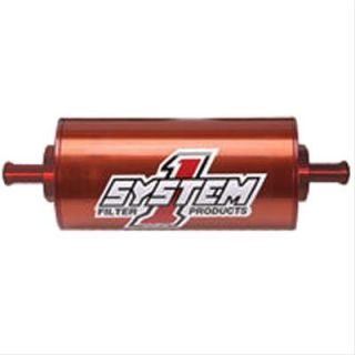 System 1 Fuel Filter 3 8 in Barb Inlet 3 8 in Barb Outlet 202 202405