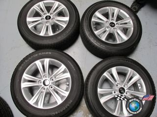 11 Hyundai Sonata Factory 16 Wheels Tires Rims 70802 529103Q150