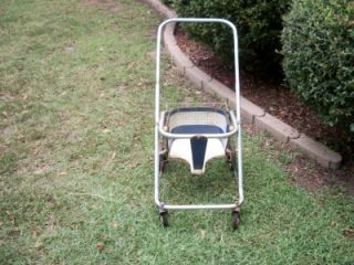 Taylor Tot? Vintage Antique Baby Stroller Carriage Pram Walker 40/50s