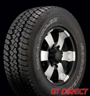 Brand New LT275 70R17 Six Ply Goodyear Wrangler at Extreme Tires 275