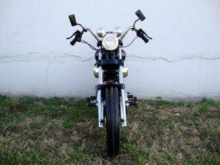 Battery Power Ride on Motorcycle Harley 15 Wheels 6V Chopper